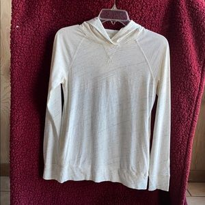 J. Crew lightweight hooded pullover, size Xsmall